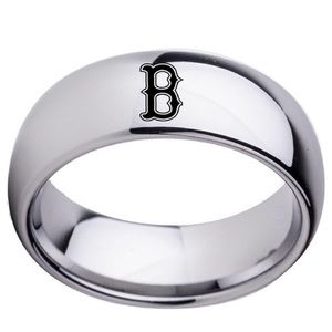 Jewelry - Boston Red Sox Silver Ring